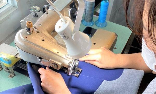 9月5日(土)ウェットスーツの素材をつかってマスクを作るお仕事をしよう@千葉県 イベント画像1