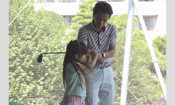 アクトインディ株式会社(いこーよ)のやってみたいを実現!ゴルフ体験in蒲田~親子でゴルフレッスン~イベント