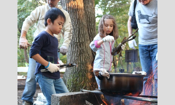 5歳からマッチで火起こし!焚き火で満腹アウトドアおやつ会 in 狭山 イベント画像1