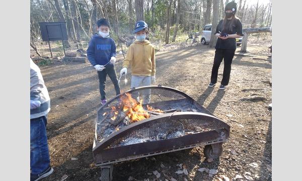 5歳からマッチで火起こし!焚き火で満腹アウトドアおやつ会 in 狭山 イベント画像3
