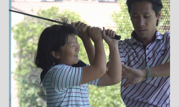 【第2回】やってみたいを実現!ゴルフ編~親子いっしょにプロから教えてもらおう!in日吉 イベント画像2