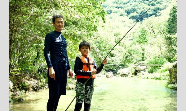 釣り竿作りからはじまる川釣りに挑戦! in 飯能 イベント画像2