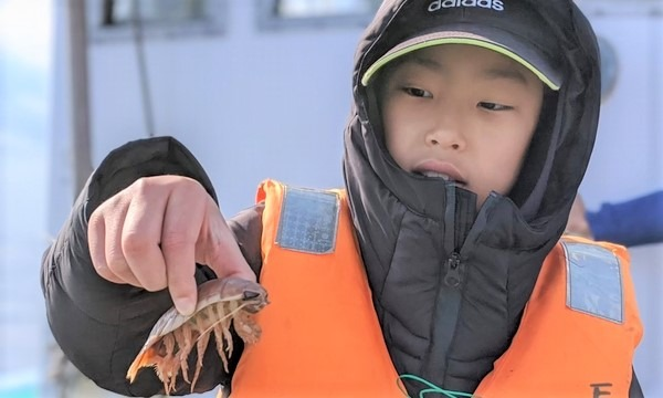 3月20日(土)深海漁&深海生物調査のお仕事@静岡県 イベント画像1