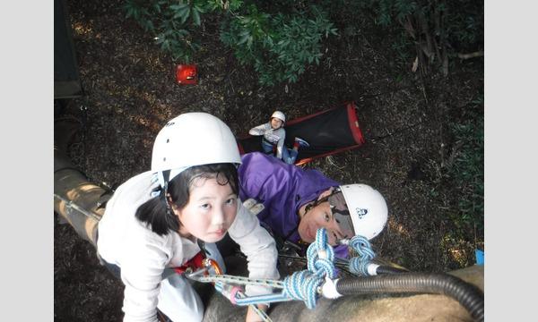 7歳からの本格木登り!ツリークライミング&森林学習 in 狭山市 イベント画像1