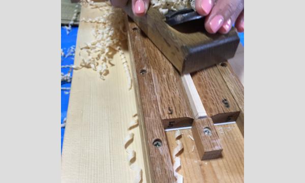 アクトインディ株式会社(いこーよ)の「お箸を使いたい!」を育む 4歳からのマイ箸作り豆ごはん編in飯能市イベント