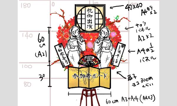 【デレ5th SSA】片桐早苗さん・和氣あず未さんにフラスタを贈ろう! イベント画像1