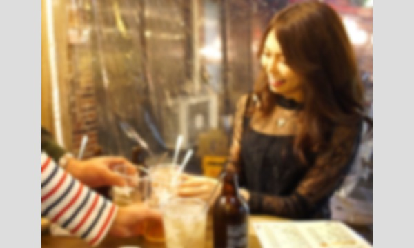 8月18日開催!恵比寿はしご酒コン - 女性無料ご招待!女性人気!20代、30代!恵比寿横丁ではしご酒しよう☆ イベント画像2