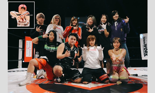Marvelous Pro-wrestling~ The final round of the year~ イベント画像1