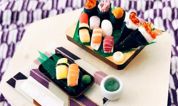 ミニチュアお寿司ボックス講座 イベント画像1