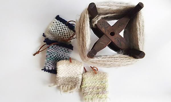 木枠で織るキーケース講座 イベント画像1