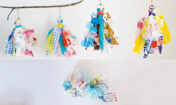 飾り糸で作るアクセサリー講座 イベント画像1