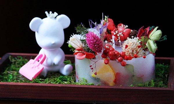 ボタニカルキャンドルとアロマストーンの箱庭講座 イベント画像1