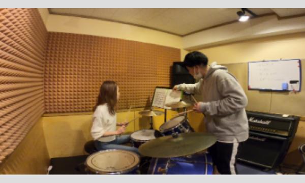 【1レッスン2500円~】プロドラマーによる未経験でも楽しく上達出来るドラムレッスン イベント画像2