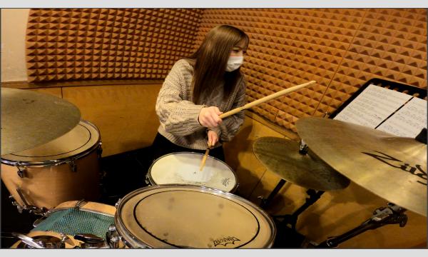 【1レッスン2500円~】プロドラマーによる未経験でも楽しく上達出来るドラムレッスン イベント画像3