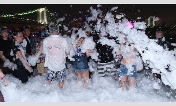 バブルクルージングパーティー開催!泡と船!大人気船上PARTY「BUBBLE CRUISING 2019」開催-9/1 イベント画像3