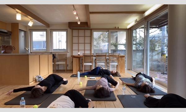 【オンライン】Relex Yoga × Pilates/強度1.5 イベント画像1