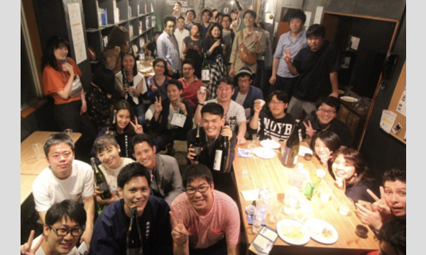 JAPAN SAKE COLLECTION 8/31 in 神保町 イベント画像2