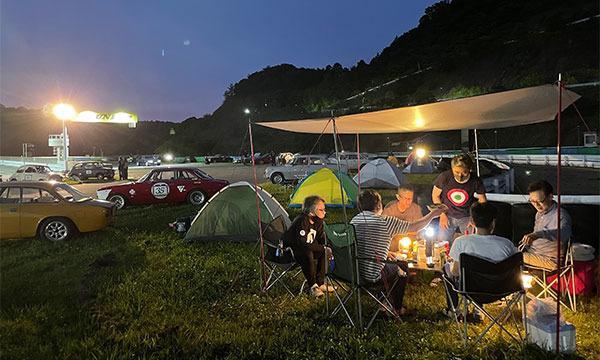 幸田サーキット de キャンプ! Cパドック イベント画像3