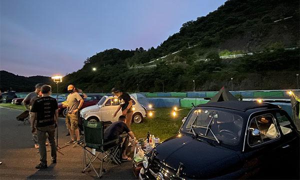 幸田サーキット de キャンプ! レーシングコース・ビフォアプラス イベント画像2
