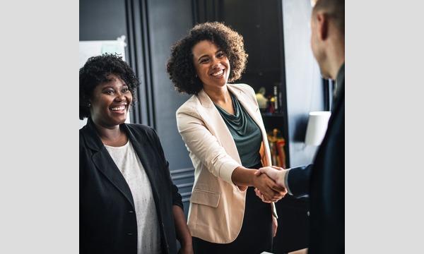 【初級者向け】グローバルな発信力を鍛えるビジネス英語講座:英語で自己紹介&ネットワーキング1-1A イベント画像1