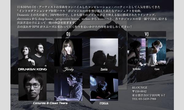 イントロダクション オブ 和製ハウス presents Domestic イベント画像2