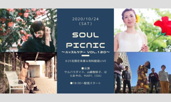 1024「Soul Picnic」~ハッスルツアー Vol.120~ イベント画像1