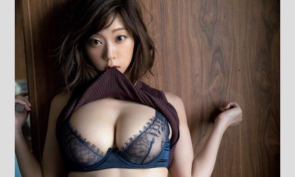青山ひかる写真集イベントinキャナル・シティOPA イベント画像2