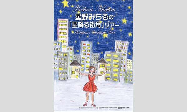 星野みちるの「星降る街角」ツアー@札幌 musica hall cafe in北海道イベント