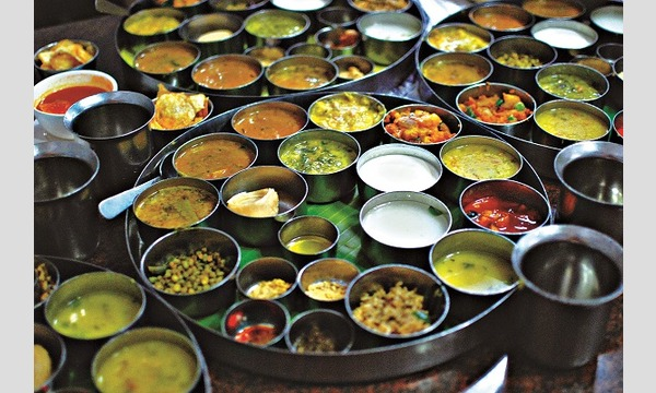 LOVE INDIA×AKOMEYA TOKYO「インド料理×日本のお米」 イベント画像1