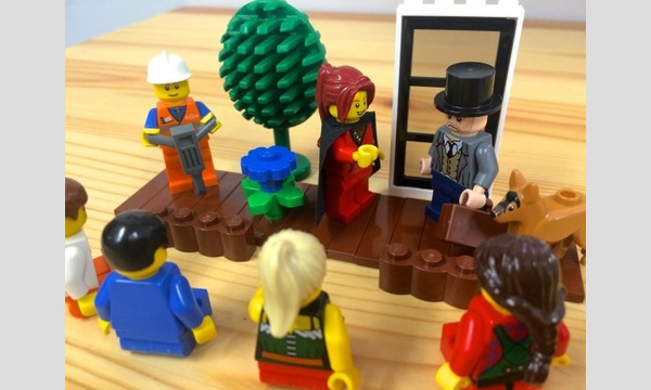経営学習研究所 シアターモール「Learning Picnic: 町田の街でチームづくりを考えよう」 イベント画像2