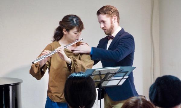 [札幌開催] 演奏の悩みを解決!バジル先生のアレクサンダー・テクニークセミナー イベント画像3
