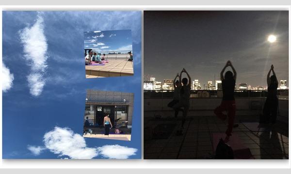 7/10(水) 屋上テラスでキャンドルナイト☆YOGA&CRYSTALBOWL イベント画像3