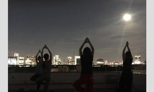 9/11(水) 屋上テラスでキャンドルナイト☆YOGA&CRYSTALBOWL イベント画像2