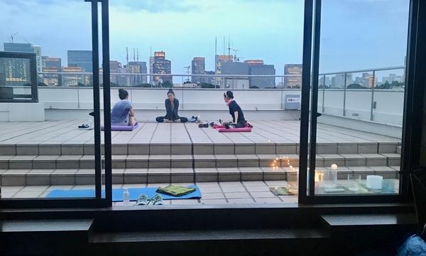 9/11(水) 屋上テラスでキャンドルナイト☆YOGA&CRYSTALBOWL イベント画像3