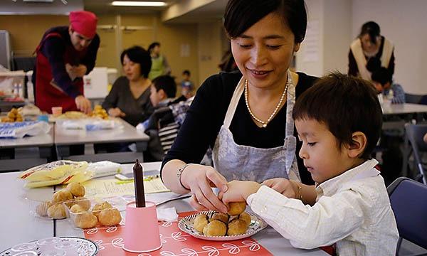 eigomura.jp★親子でおいしいEnglish「さくら水信玄餅」