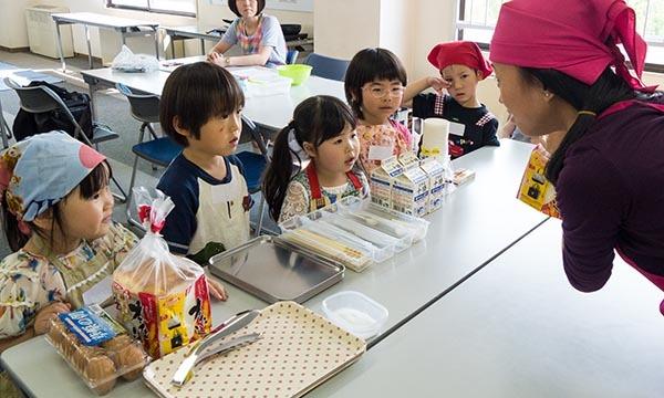 eigomura.jp★親子でおいしいEnglish 「ハロウィン焼き(かぼちゃあんのどら焼き)」 イベント画像3
