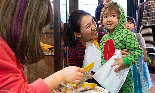 こどもハロウィンウォーク2016@西18丁目教室 〜初めてのお菓子集めの旅に出かけよう!〜 イベント画像1