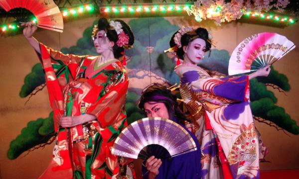 3/28(火)御座船安宅丸『大江戸宴舞劇』 イベント画像2