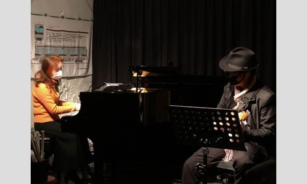 4/20(火)18:30〜  鈴木 直美 (ピアノ)キサク モトフサ(ギター)DUO SATONE生配信ライブ イベント画像1