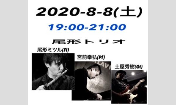 新子安しぇりるの8/8(土) 19:00Ogata トリオライブイベント