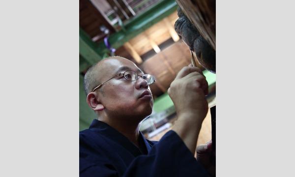 ジェイアール西日本伊勢丹の伝統からドローン仏など斬新な仏像を彫る仏師が教える仏像の歴史と作り方・彫刻体験イベント
