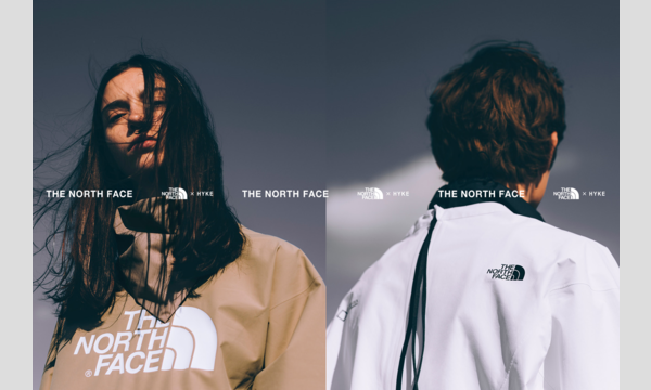 <THE NORTH FACE×HYKE>2019SS COLLECTION 2/13(水)入場抽選 イベント画像1