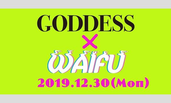 レインボー イベンツのGoddess x WAIFU 忘年会イベント