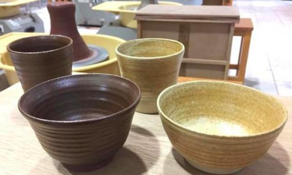 11/8 13:00【伊豆高原】2種類の粘土が選べる電動ろくろ体験 イベント画像2