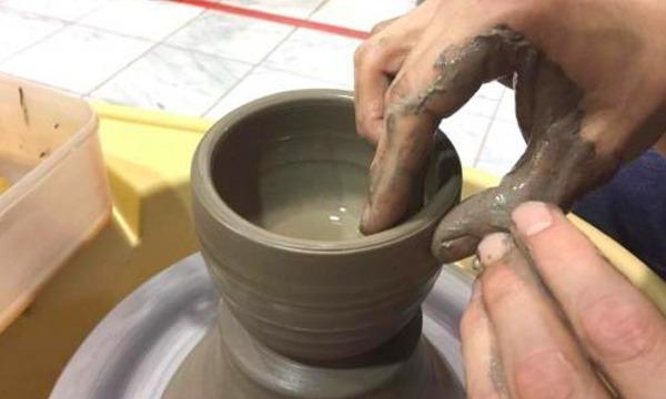 11/8 13:00【伊豆高原】2種類の粘土が選べる電動ろくろ体験 イベント画像3
