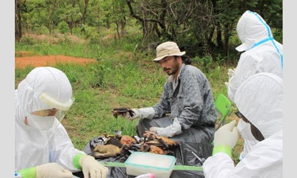 『ウイルスは悪者か』刊行記念 ウイルスハンター・高田礼人さん×微生物ハンター・高井研さんトークイベント イベント画像1