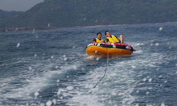 バナナボート&バンパーチューブ体験 イベント画像3