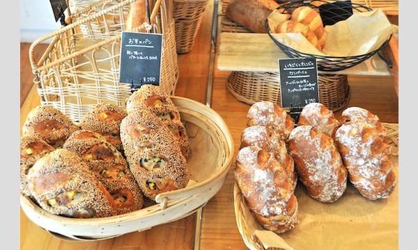 池田浩明×相良一公「福岡でパンをつくること。世界一を目指すパン屋『シェ・サガラ』のはなし」 イベント画像3
