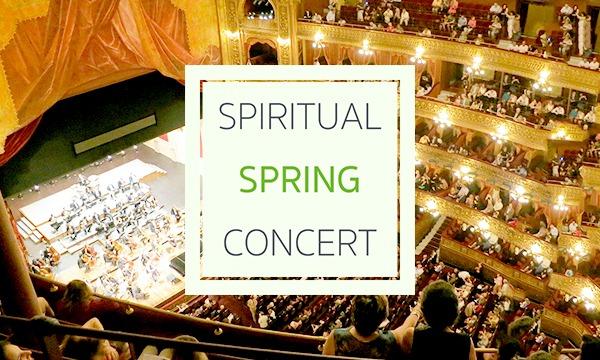SPIRITUAL CONCERT イベント画像1
