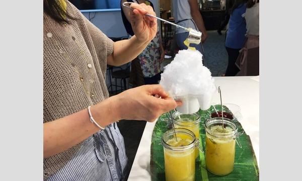 季節のフルーツ、ハーブ、スパイスでつくるオリジナルシロップのかき氷レッスン イベント画像2